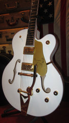 2017 Gretsch White Falcon Players Edition G6136T