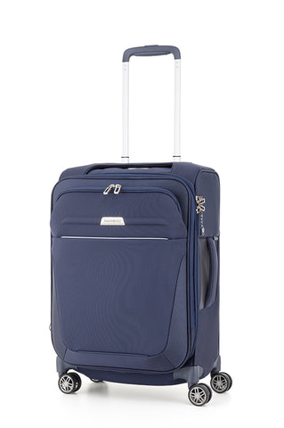 Samsonite B'Lite 4.0 Cabin/Carry On 55cm Navy Soft Suitcase