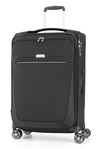 Samsonite B'Lite 4.0 Medium 71cm Black Soft Suitcase