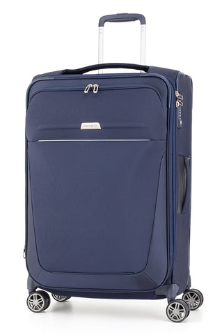 Samsonite B'Lite 4.0 Medium 71cm Navy Soft Suitcase