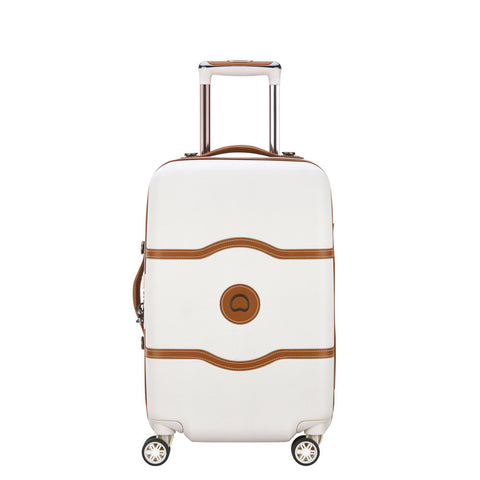 Delsey Chatelet Air Carry On/Cabin 55cm Angora Suitcase