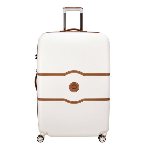 Delsey Chatelet Air Large 82cm Angora Suitcase