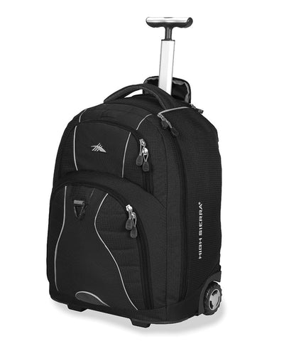"High Sierra Freewheel 17"" Laptop Wheeled Backpack"