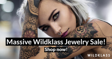 Black Friday and Cyber Monday Sale at WildKlass:  Get 25% ON ALL ITEMS!