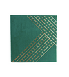 Manhattan Dark Green Napkins