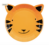 Small Tiger Plate