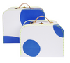 Blue Suitcase - Pack of 2