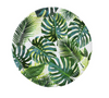 Palm Leaf Pattern Plate