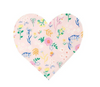 Wildflower Heart Small Napkins