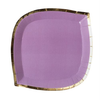 Lilac Posh Dinner Plate