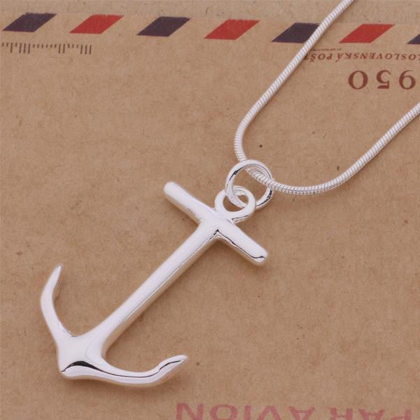 Anchor Necklace - Luna's Warehouse