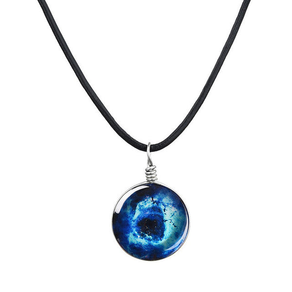Galaxy Necklace - Luna's Warehouse