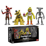 Five Nights at Freddy's 2-Inch Vinyl Figure Set 1 by Funko