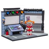 Five Nights at Freddy's Circus Control Medium Construction Set by McFarlane Toys