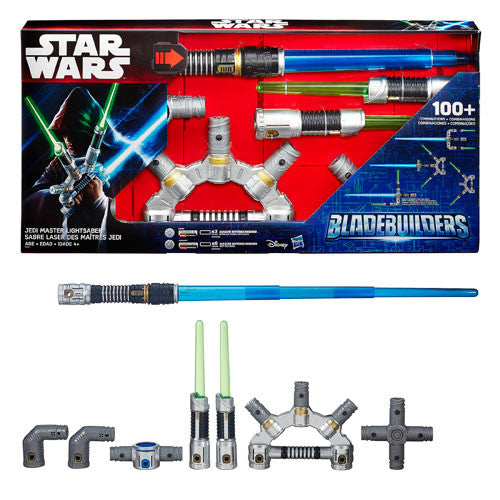 Star Wars Episode VII 7 The Force Awakens Bladebuilders Jedi Master Lightsaber by Hasbro