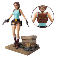 Lara Croft Classic Tomb Raider Statue by Gaming Heads by Gaming Heads