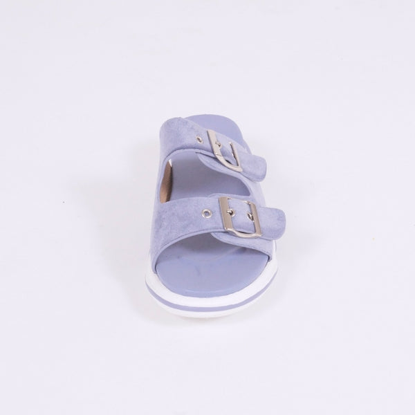 Tex-Time Dame Sandal Shoes Blue