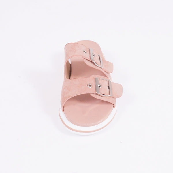 Tex-Time Dame Sandal Shoes Pink