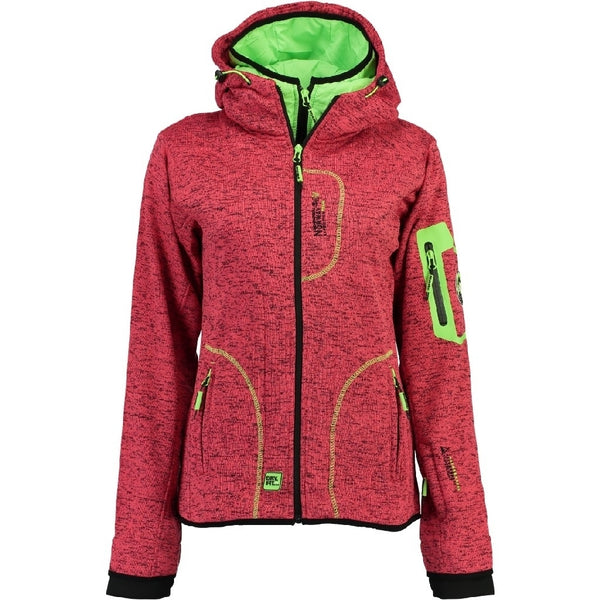 Geographical Norway GEOGRAPHICAL NORWAY Fleecetrøje Dame TSASIKI LADY Fleece Coral