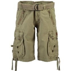 Geographical Norway GEOGRAPHICAL NORWAY Shorts Herre PELEGRINO Shorts Beige