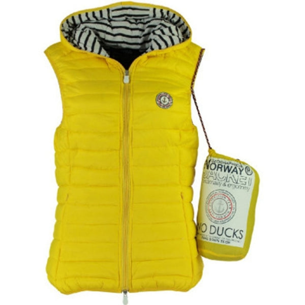 Geographical Norway GEOGRAPHICAL NORWAY Vest Dame VINETTE LADY Vest Yellow