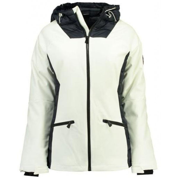 Geographical Norway Geographical Norway Dame jakke Ananas Winter jacket White