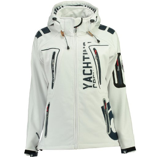 Geographical Norway Geographical Norway Softshell Tibiscuit Softshell White