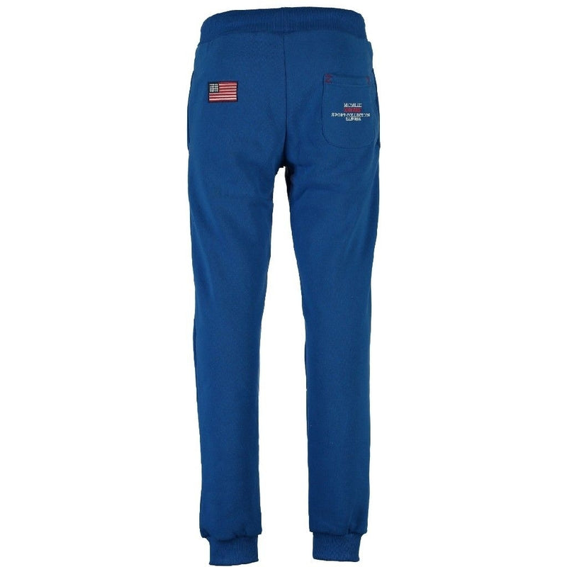 Geographical Norway Geographical Norway Sweatpant Mantub Sweatpant Blue