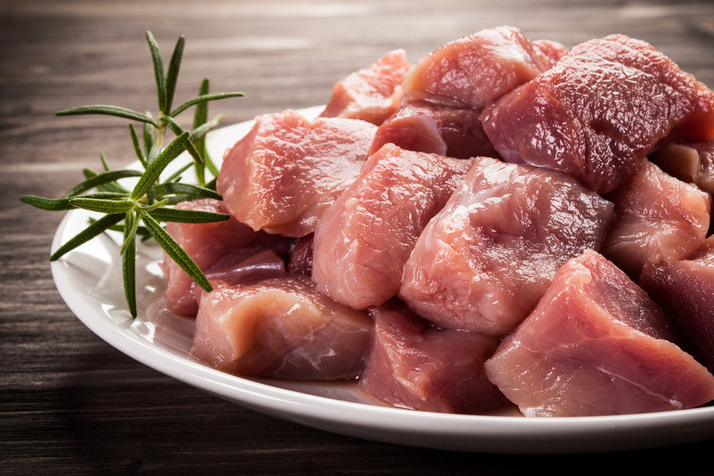 Diced Turkey Breast - 500g