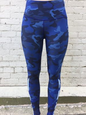 WITH Bowie High Waist Legging (Twilight Camo)