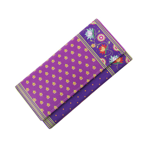 Lotus Women's Clutch