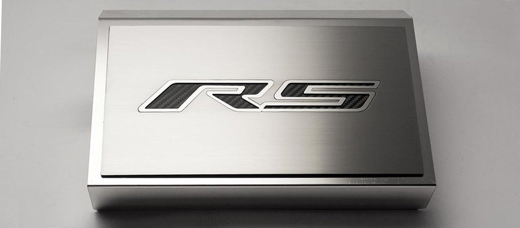 2016-2018 Camaro V6 RS | Fuse Box Cover ''RS Style'' American Car Craft