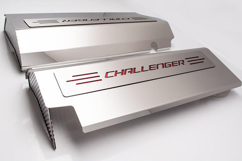 Challenger SRT 8 Fuel Rail Covers