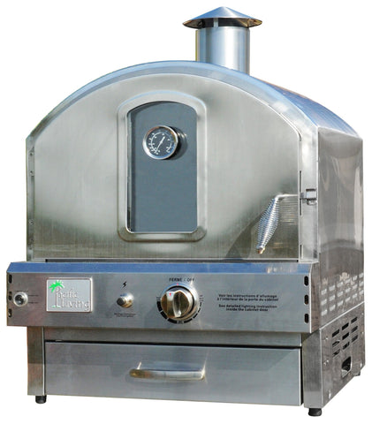 Pacific Living - Stainless Steel Outdoor Oven SOLD OUT - EcoBrandsNow