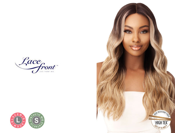 OUTRE LACE FRONT WIG SWISS LACE STEVIE