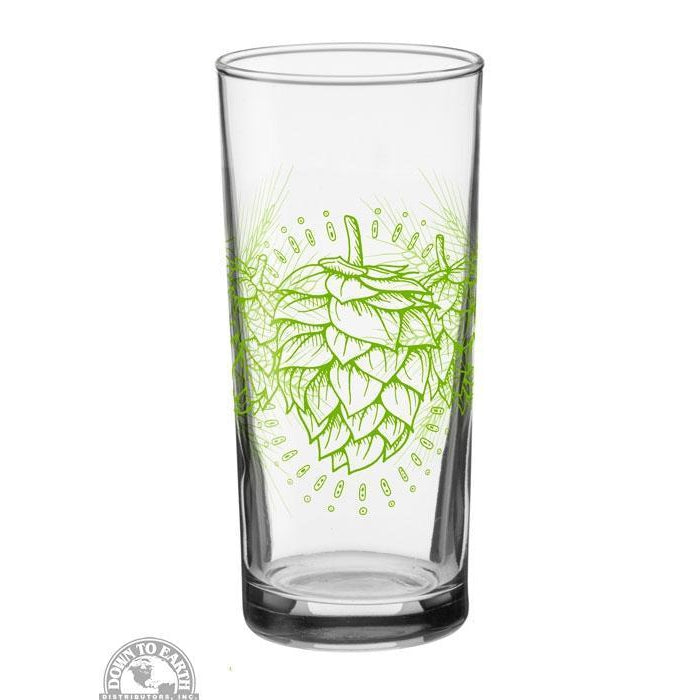 Hops Beverage Glass