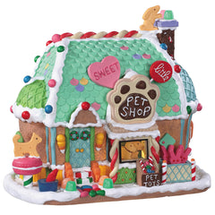 Lemax Exclusive 95528 Sweet Little Pet Shop Sugar 'n Spice