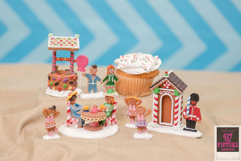 Lemax Sugar 'n Spice Village Figurines