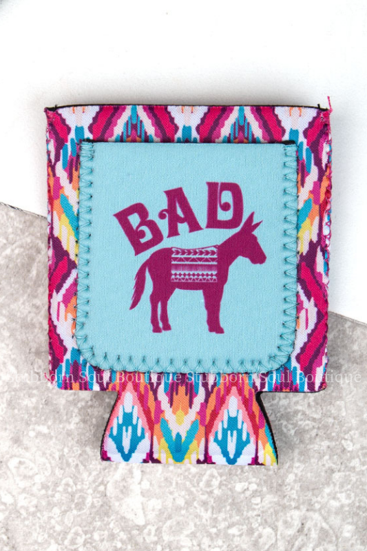 BadAss Can Cooler Stubborn Soul Boutique
