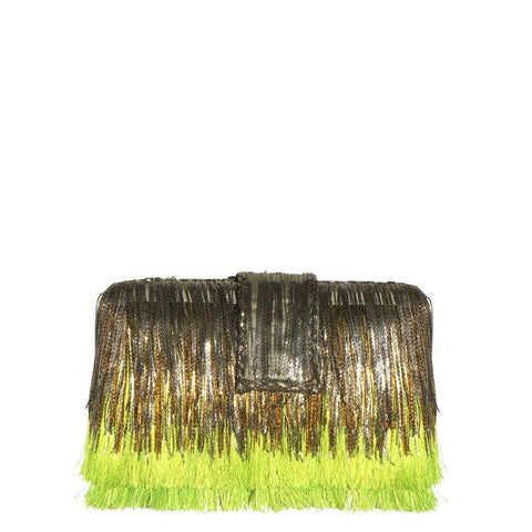 Ombre Chunky Clutch