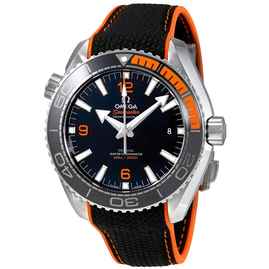 Omega Men's 21532442101001 Seamaster Planet Ocean 600M Co-Axial 43.5 mm Watch