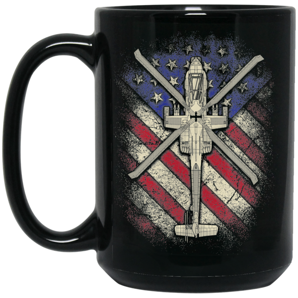 AH-64 Apache Coffee Mug