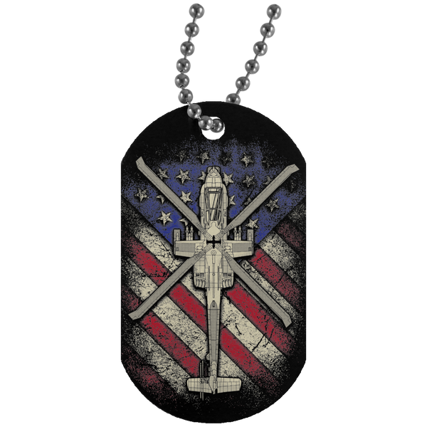 AH-64 Apache Dog Tag