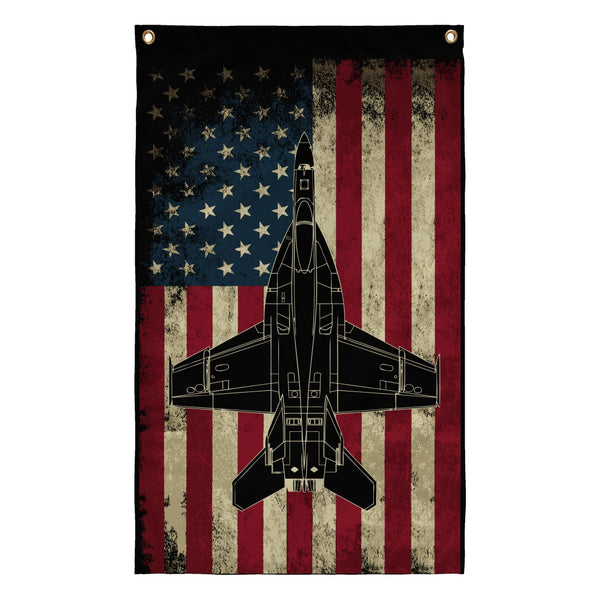 Flags - F/A-18 Hangar Display Flag