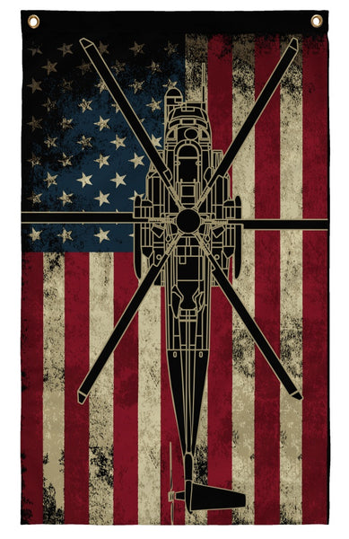 Flags - MH-53M Pave Low Wall Flag