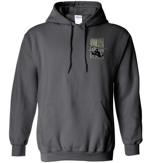 T-shirt - Awesome AH-1Z Flag Hoodie!