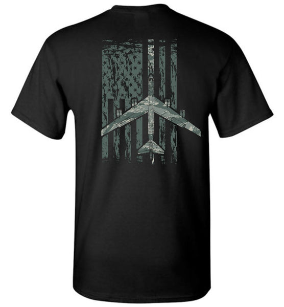 T-shirt - Awesome B-52 ABU Flag Shirt!