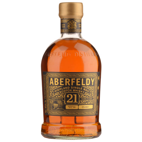 Aberfeldy 21yo Highland Scotch Single Malt Whisky
