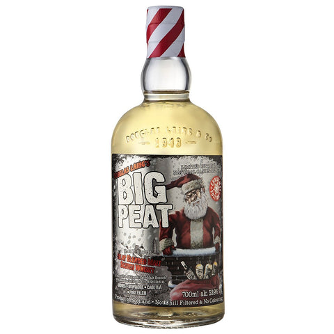 Big Peat Christmas Edition 2018 Islay Blended Malt Scotch Whisky