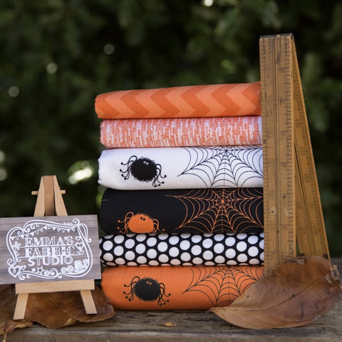 FQ0228 Ghouls & Goodies - Doodlebug - Riley Blake Designs